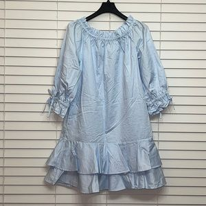 NWOT Habitual girl 's casual cotton dress size 14